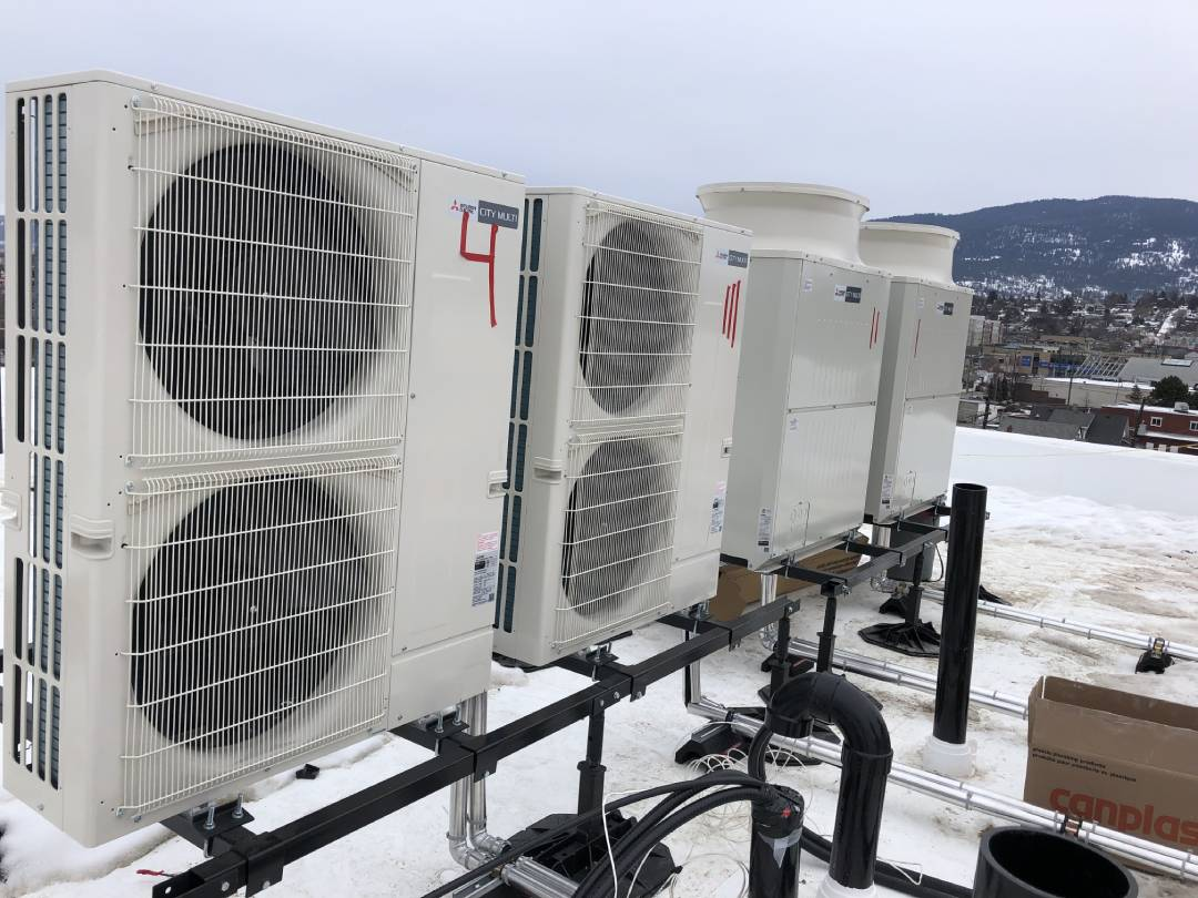 commercial air conditioner system